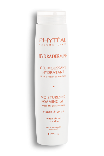 HYDRADERMINE gel moussant