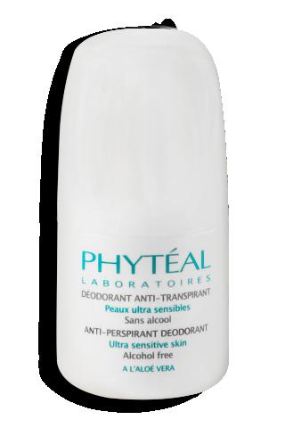PHYTÉAL déodorant anti-transpirant